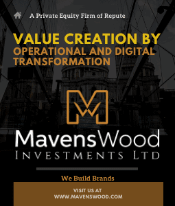MavensWood Investments Ad
